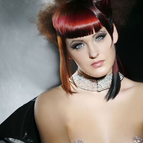 Aidos studija - Aida Krupskiene for Wella Trend Vision Awards